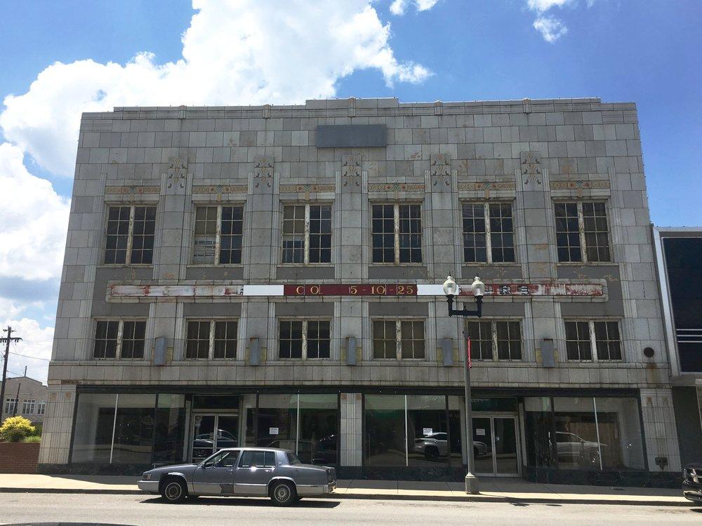 1108 Noble Street - Kress BuildingYear Built: 1935Sq. Ft.: 16,746