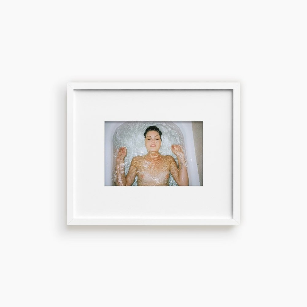 Emily Knecht   Julia  This  Exclusive Tappan Edition  is an  archival photographic art print  on natural white, 100% cotton rag, acid and lignin free archival paper.