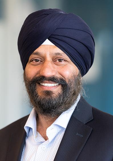Narinder Singh, SVP, Pharmaceutical Sciences and Manufacturing