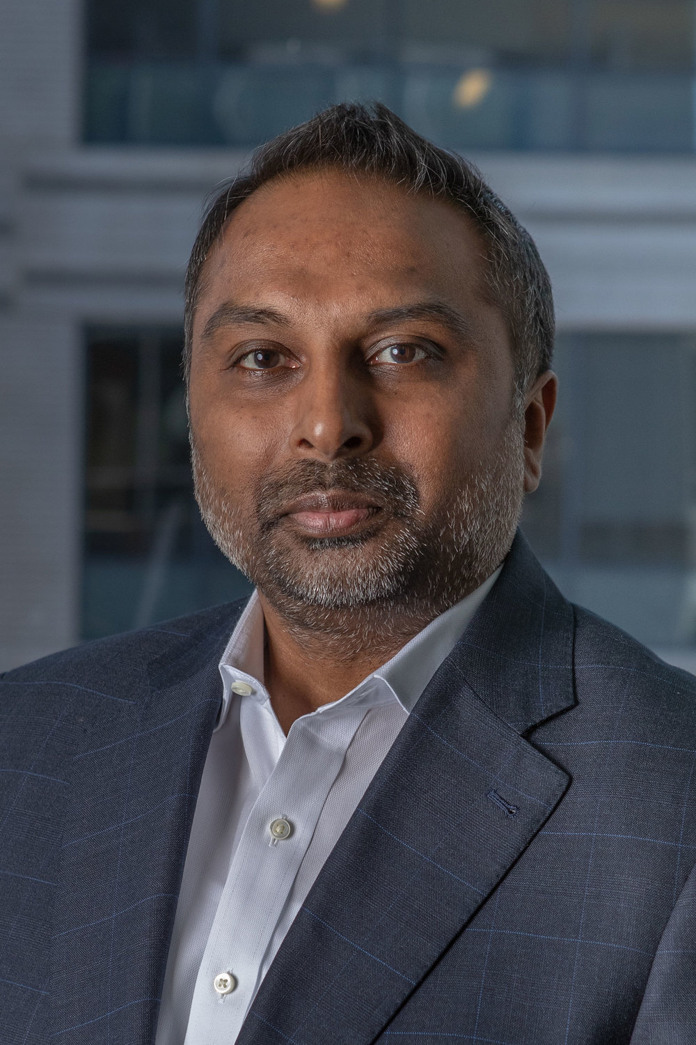 Girish Aakalu, Ph.D.  Chief Business Officer