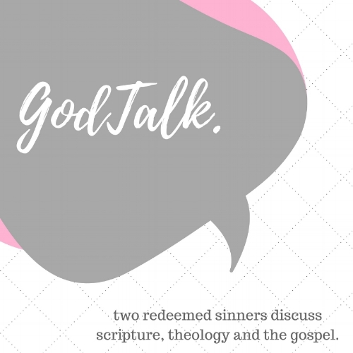 GodTalk exists to encourage women to desire solid community and equip them with a deeper understanding of scripture to live out a lifestyle of theology. The heart behind GodTalk was the Lord giving two college girls a love for theology and a passion for scripture. We hope you'll join us each Monday as we discuss the holiness of God and sinfulness of man.