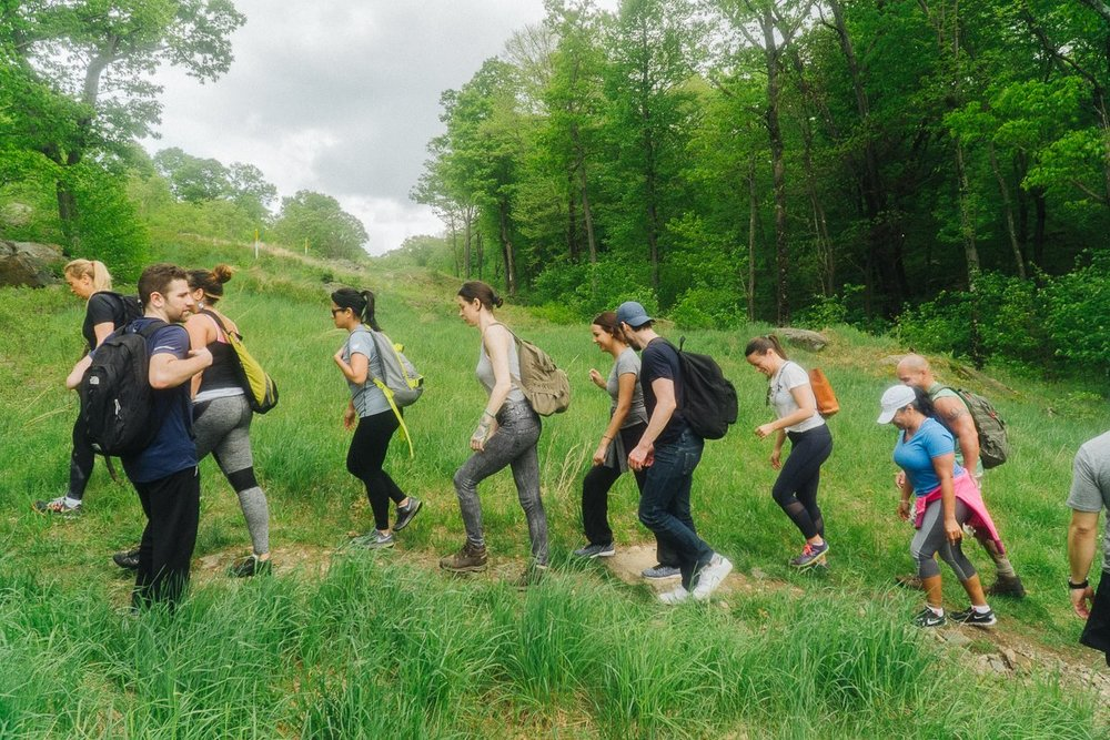 Reeves Brook Loop Hiking Adventure 2/4