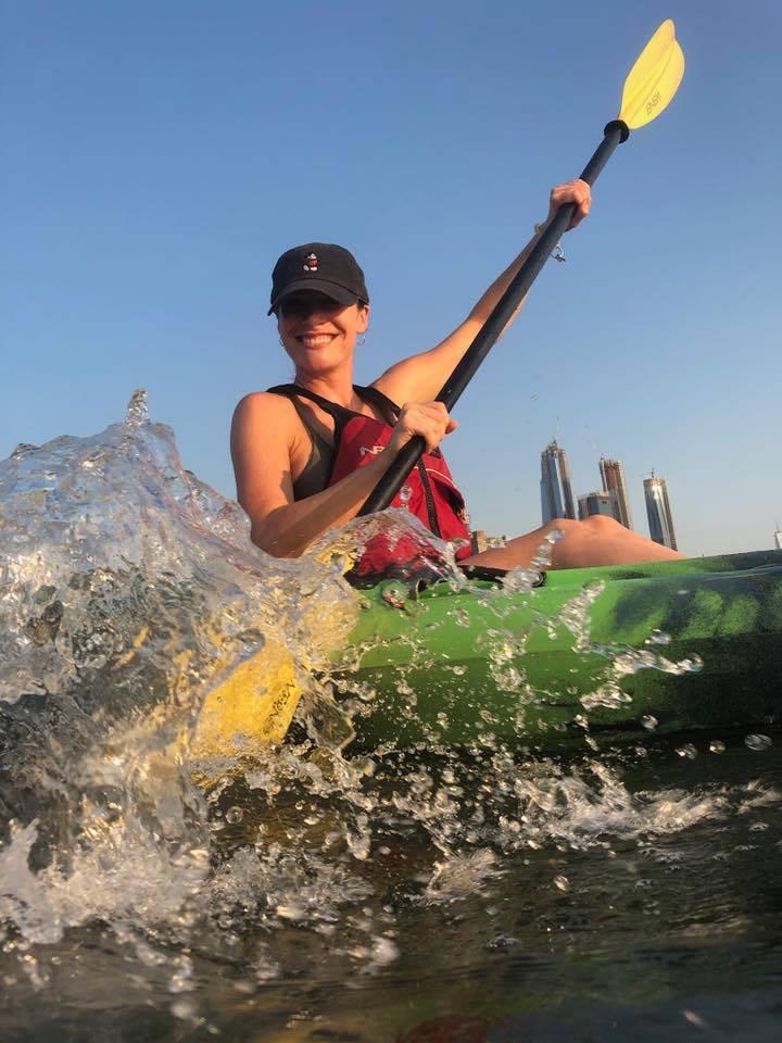 City Sunset Kayak Adventure 3/4