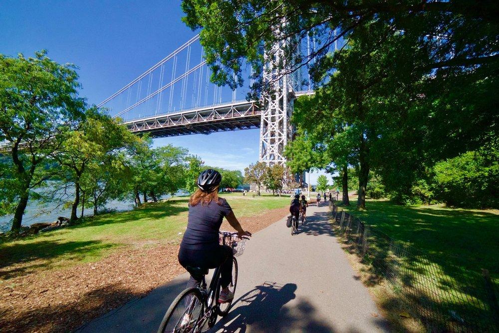 Bronx By Bike x Clif Bar 1/4