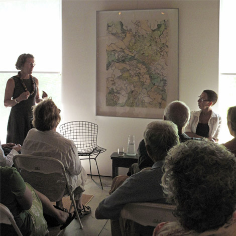 Mary Barnes , V isual Artist & A nnaliese Jakimides , Facilitator  www.marybarnesart.com