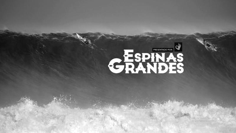 espinas grandes - Mexico surf film