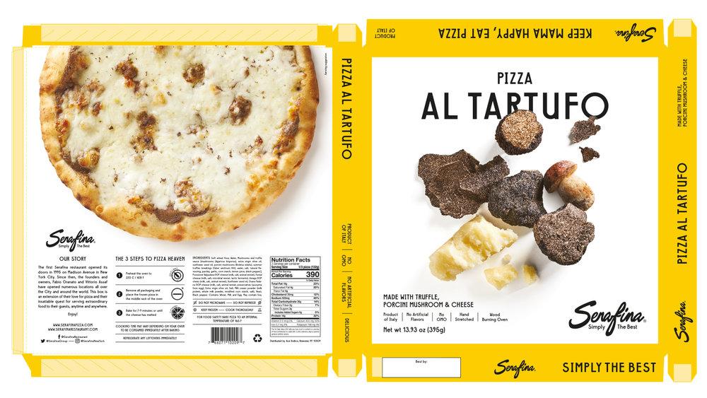 Made With Truffle, Porcini Mushroom & Cheese