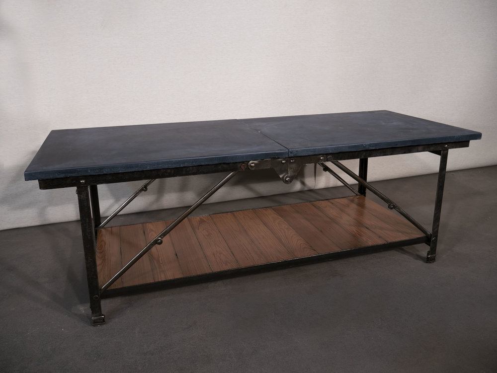 Coffin Stand Coffee Table - John Thornton and Antoinette Reynolds.jpg