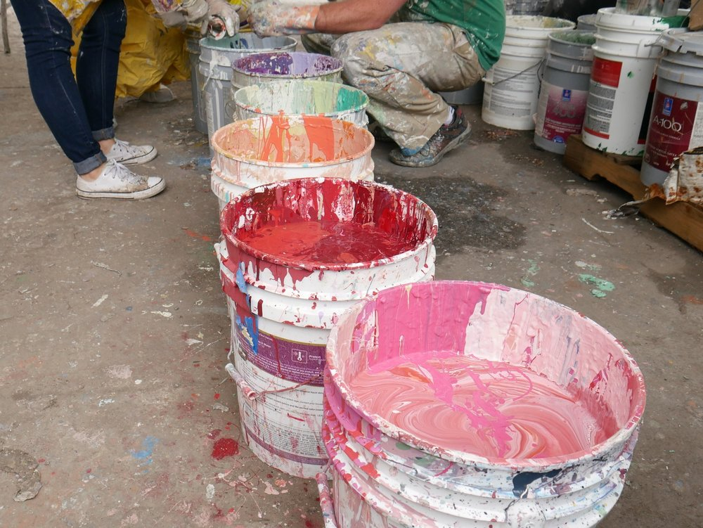 It is really important to make sure paint is disposed of in the right way. Otherwise, it can end up damaging landfills, destroying sewage systems, and even contaminating the water that we depend on for drinking and recreation. - - Kate, Sustainability Intern