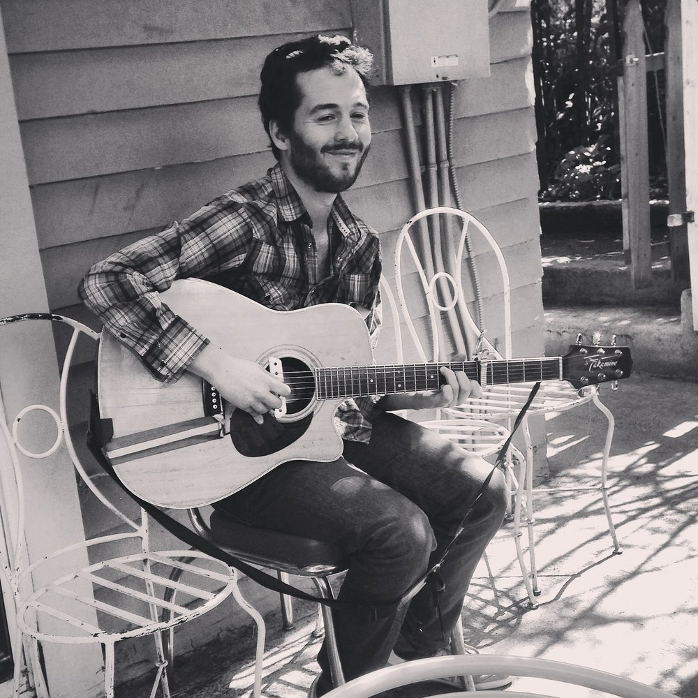 Dylan Ris // Composer, Writer, Guitarist