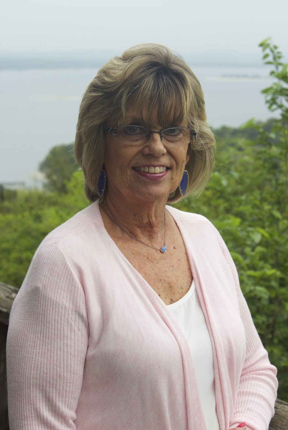 Mary Miner, Parish Secretary
