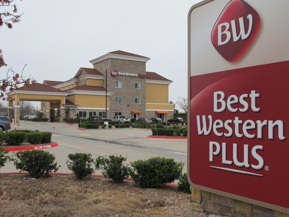 Best Western Plus Wylie Inn   Address :  2011 N Highway 78, Wylie, TX 75098    Phone :  (972) 429-1771