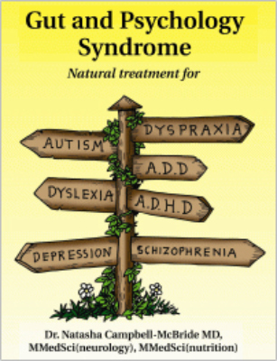 Gut and Psychology Syndrome Cover