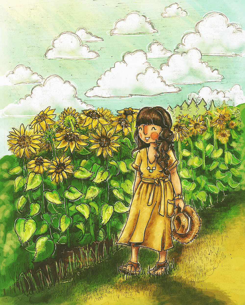 Melissa & the Sunflowers