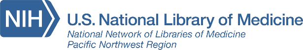 Sponsorship for this resource page provided by the U.S. National Library of Medicine.