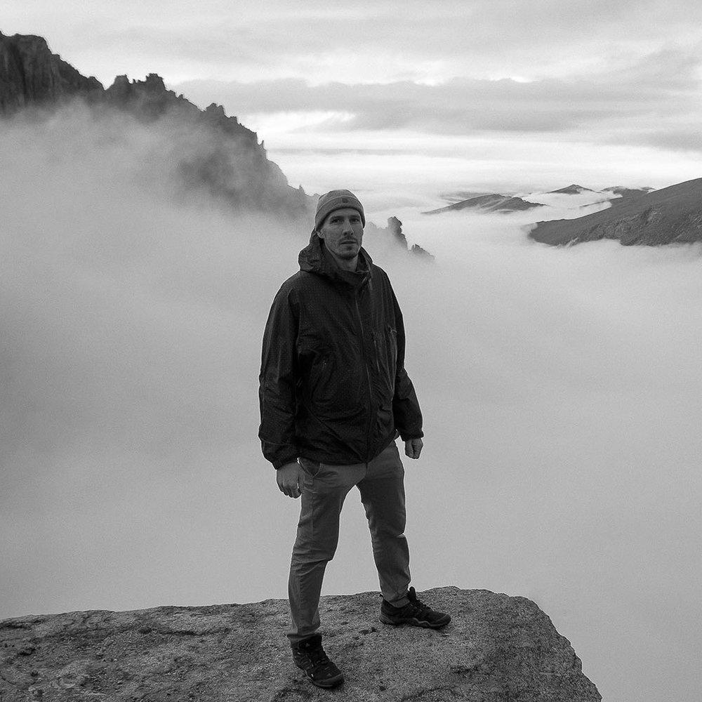 Brandon Russell - Editor/Designer