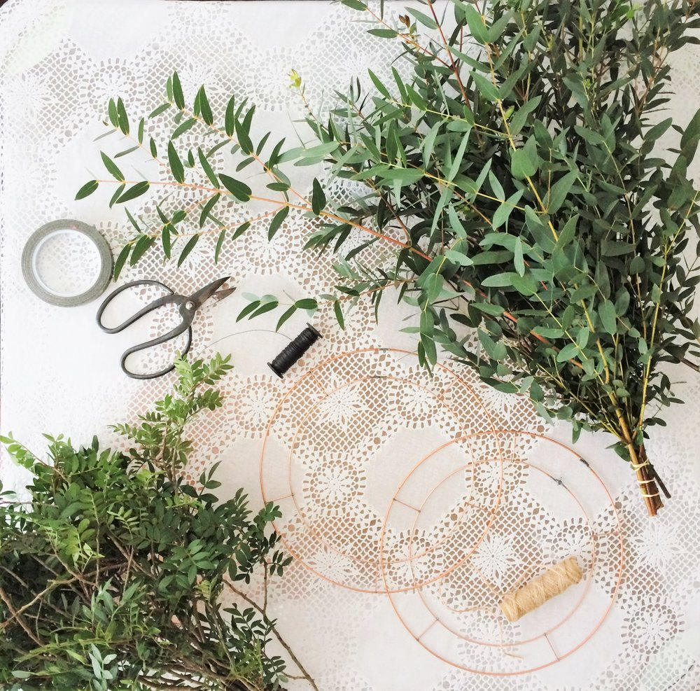 Webb-and-Farrer-Brighton-Florist-Sussex-Wedding-Flowers-How-to-make-a-foliage-wreath-DIY-tutorial (5).JPG