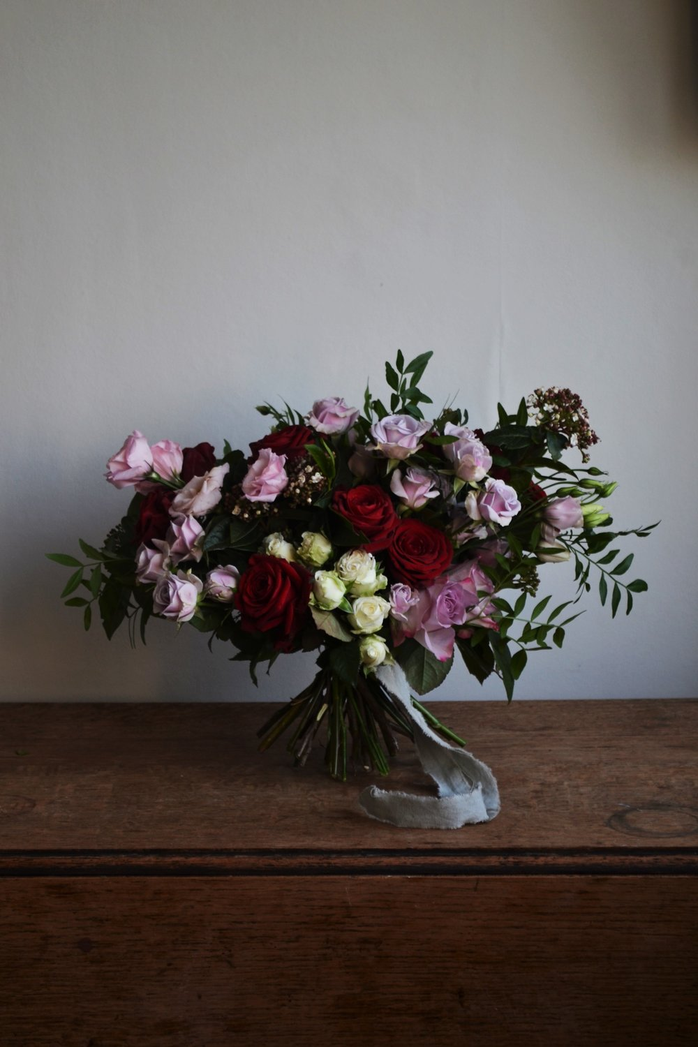 Webb-and-Farrer-Brighton-Florist-Sussex-Wedding-Flowers-Blush-Pink-Burgundy-Bridal-Bouquet (6).JPG