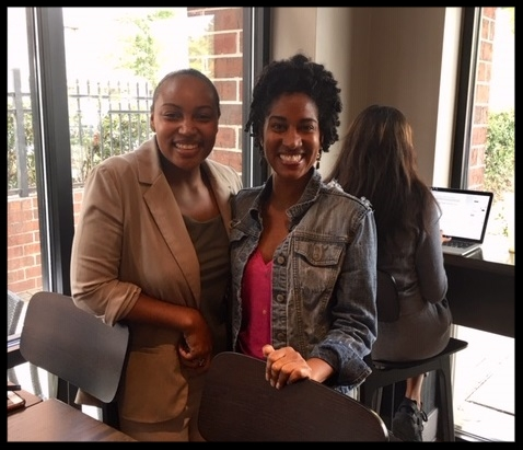 With Aireal, my Diversify Dietetics mentee