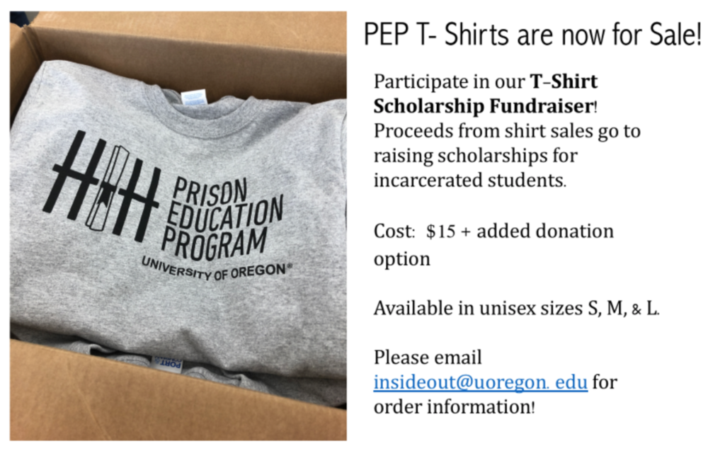 PEP T-Shirt Sale information