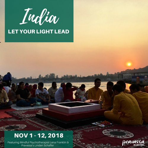 India: Let your light lead - November 1-12Private Room - $7850Shared Room - $6250 per personTRIP FEATURES:Boutique HotelsCelebration of Diwali, the festival of lightsWellness focus: mindfulness meditation, the life cycle, gentle yoga, cultural immersion and lectures.