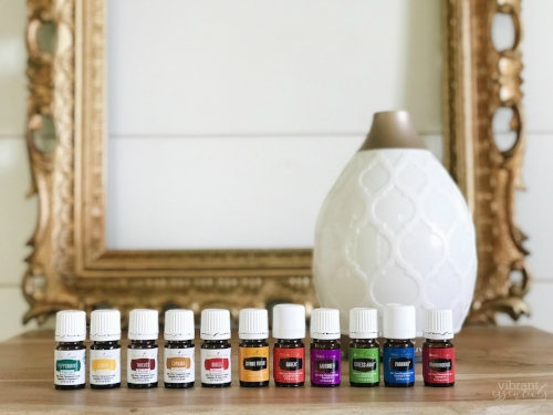Get started with essential oils -