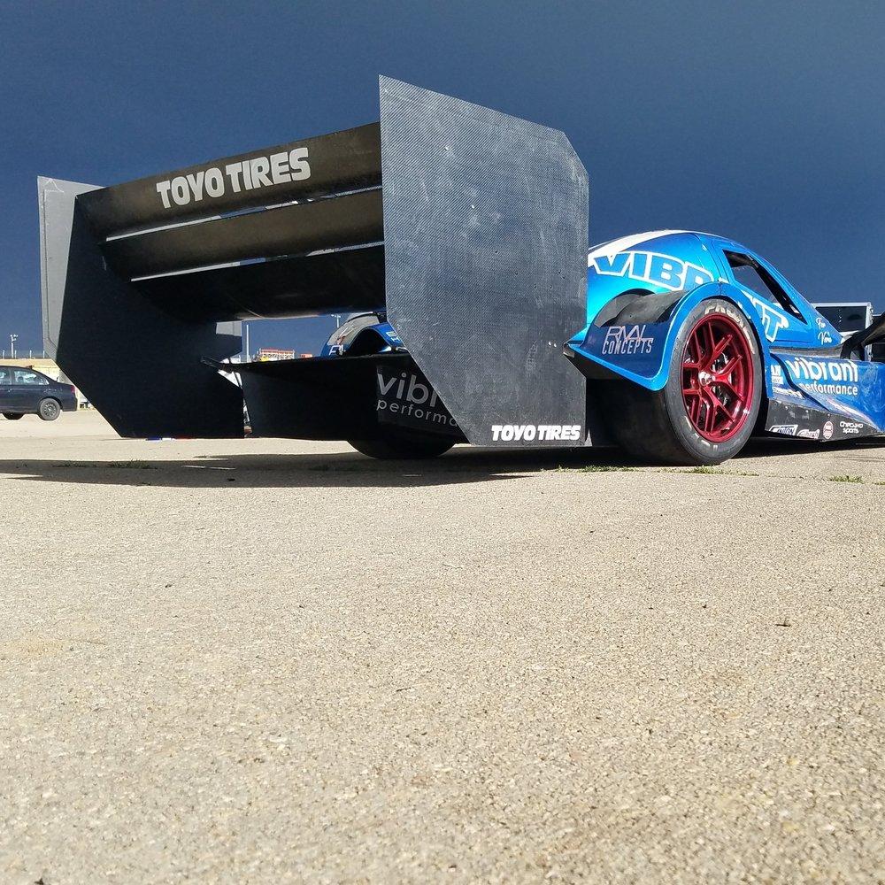 Affinity Aerodynamics — Cody Loveland Racing