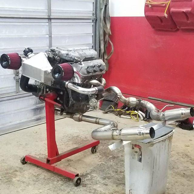 Turbo Systems — Cody Loveland Racing