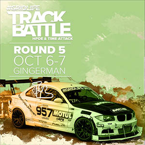 #GRIDLIFE Track Battle Round 5: October 6-7, 2018 at Gingerman Raceway