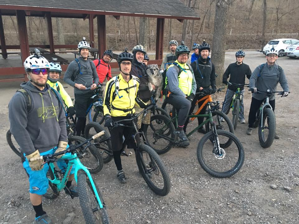 Group rides galore!
