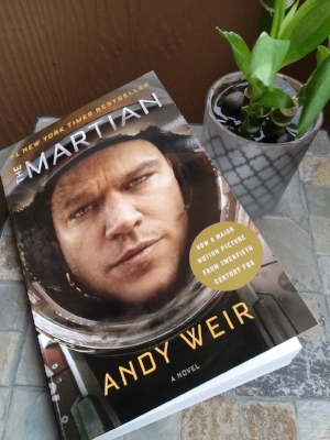 "Matt Damon plays the role of Mark Watney to perfection in the movie version of ""The Martian."""