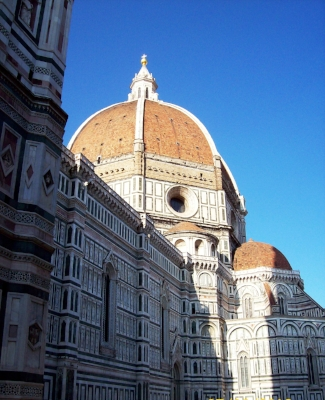 Duomo, florence, italy (photo by cindy fazzi)