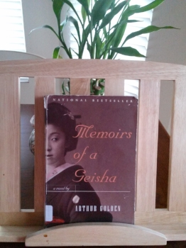 """Arthur Golden defied the """"write what you know"""" dictum when he wrote about a geisha."""