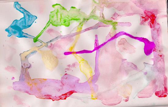 Seahorse by Nina Fazzi
