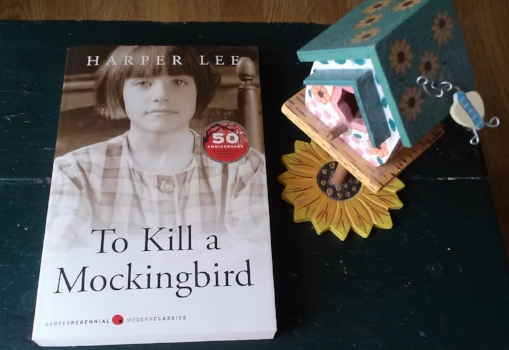 "Harper Lee's ""To Kill a Mockingbird"" is one of favorite novels of all time."