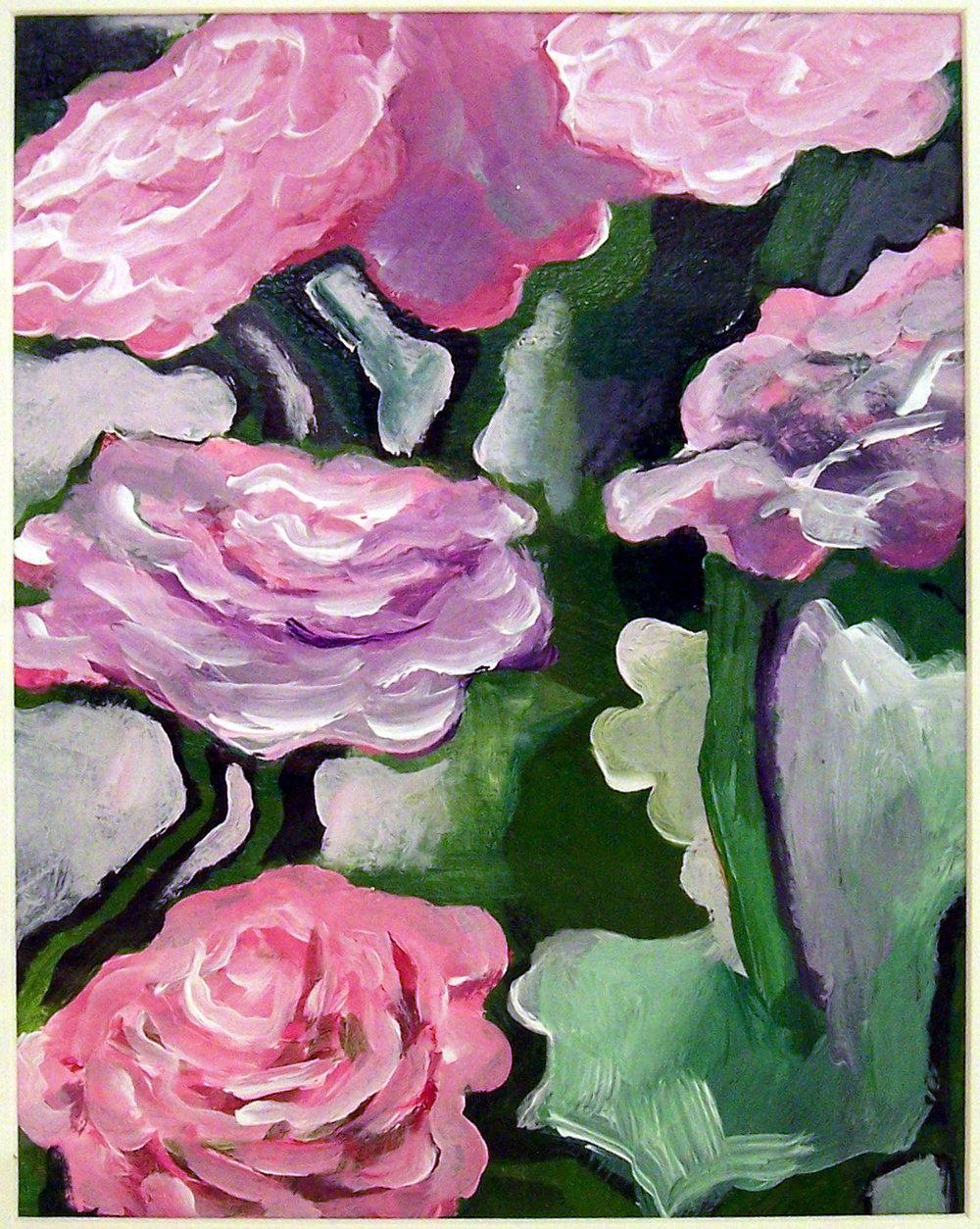 NMarcel-2007-acrylic on paper-pink roses.jpg