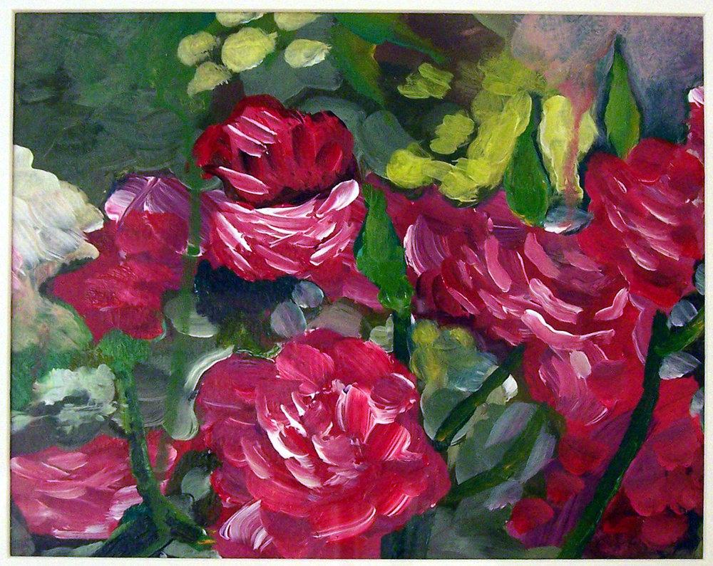NMarcel-2007-acrylic on paper-roses.jpg