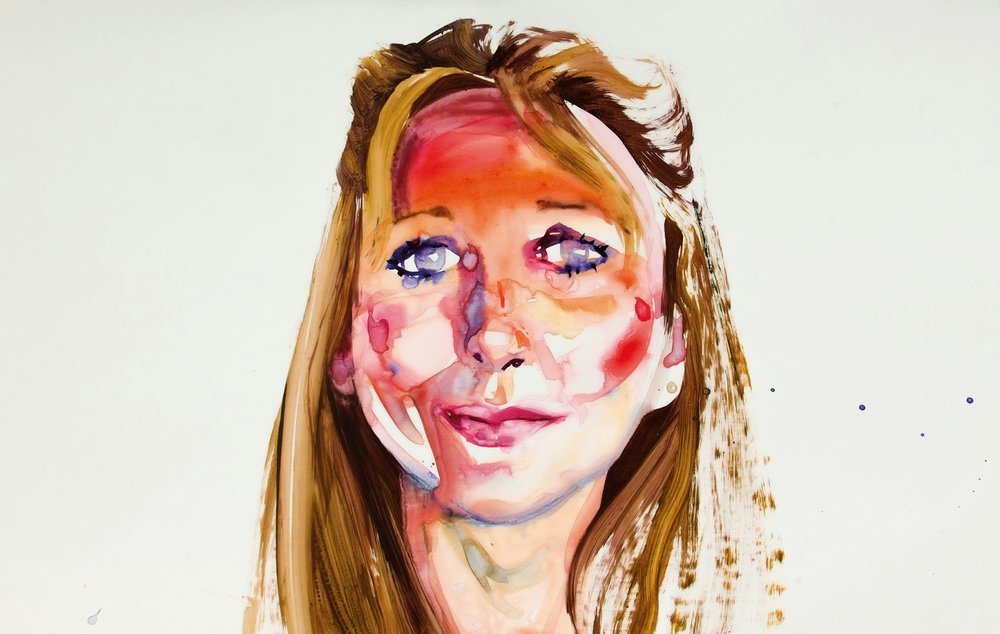 Don Bachardy - Teri Garr