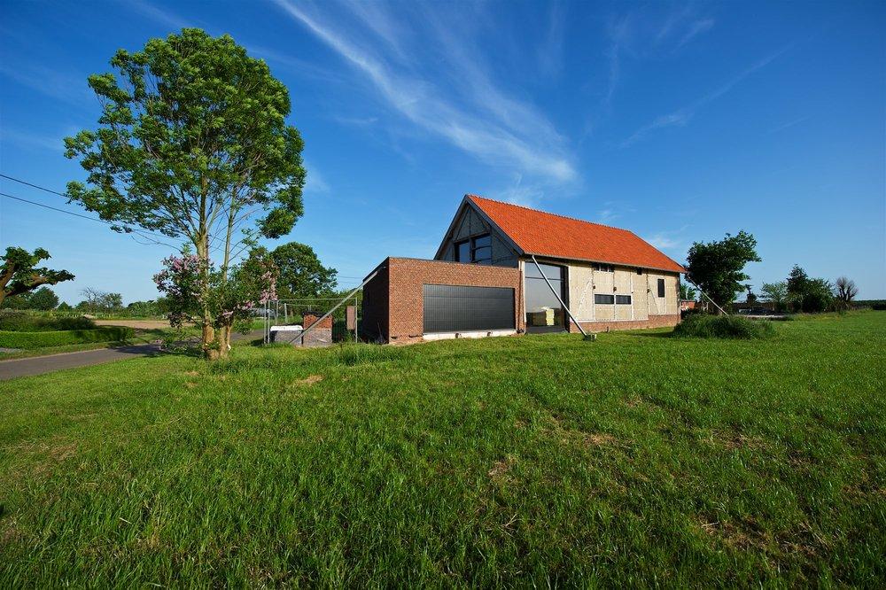 A SELF-BUILD FARMHOUSE PROJECT
