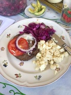 GrannyKeto.com Recipes: Coleslaw #1 (No Mayo)