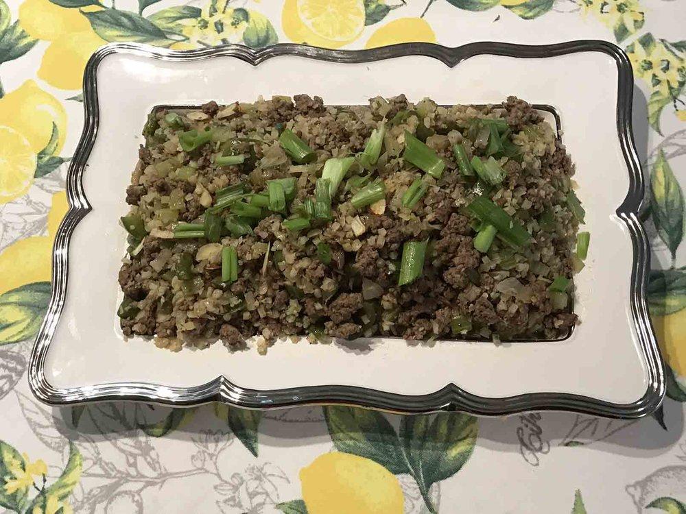 GrannyKeto.com Recipes: Caulicrack