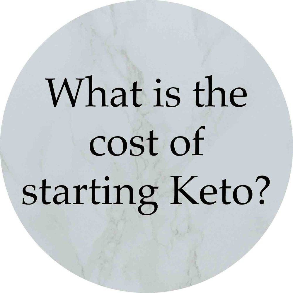 Granny Keto FAQ: What is the cost of starting Keto?