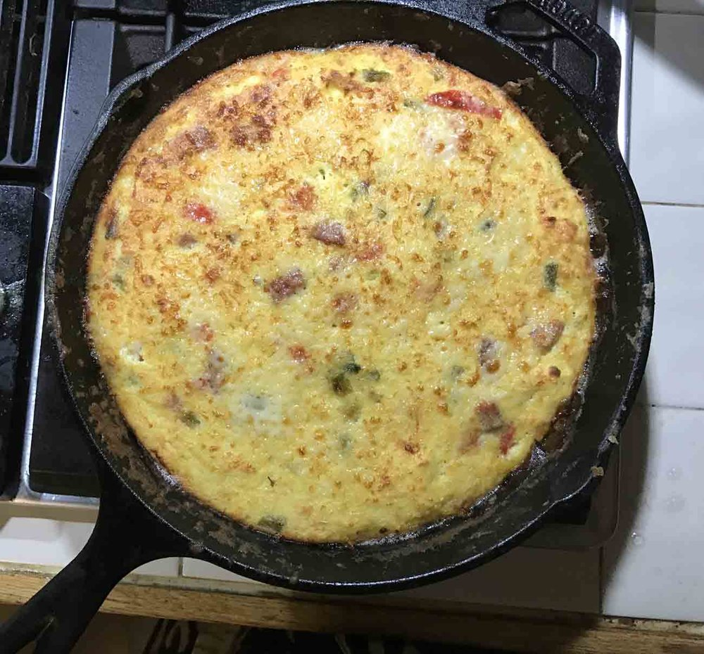 GrannyKeto.com Recipes: Frittata