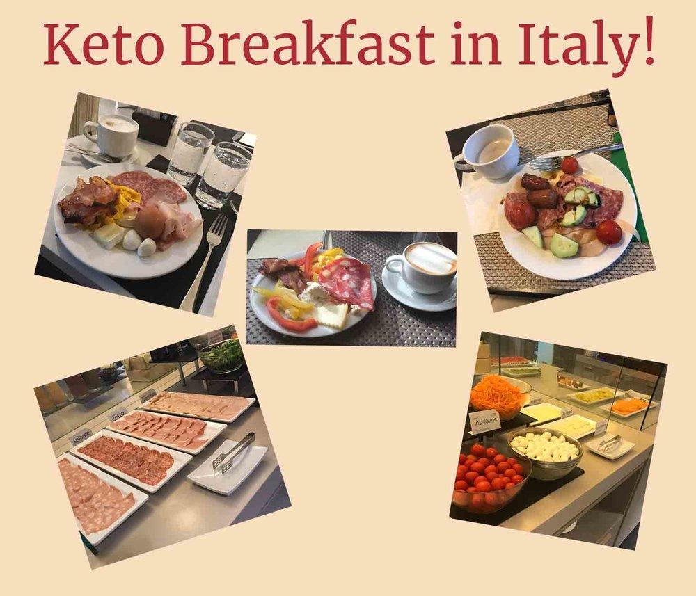 GrannyKeto.com Blog: Keto breakfasts are possible even when travelling