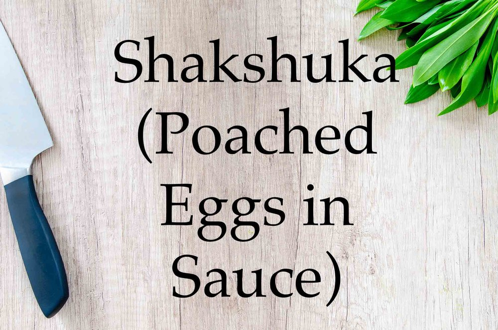 GrannyKeto.com Recipes: Shakshuka