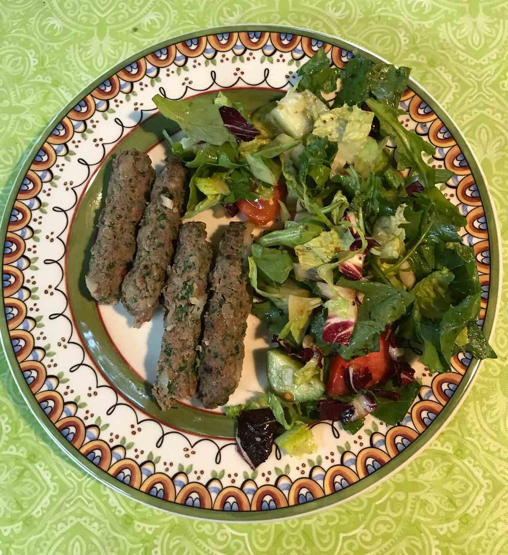 GrannyKeto.com Recipes: Kefte (Kofta)