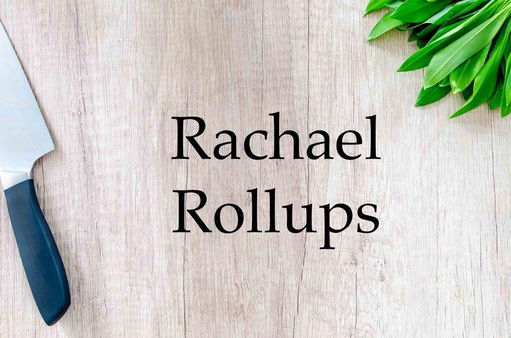 GrannyKeto.com Recipes: Rachael Rollups
