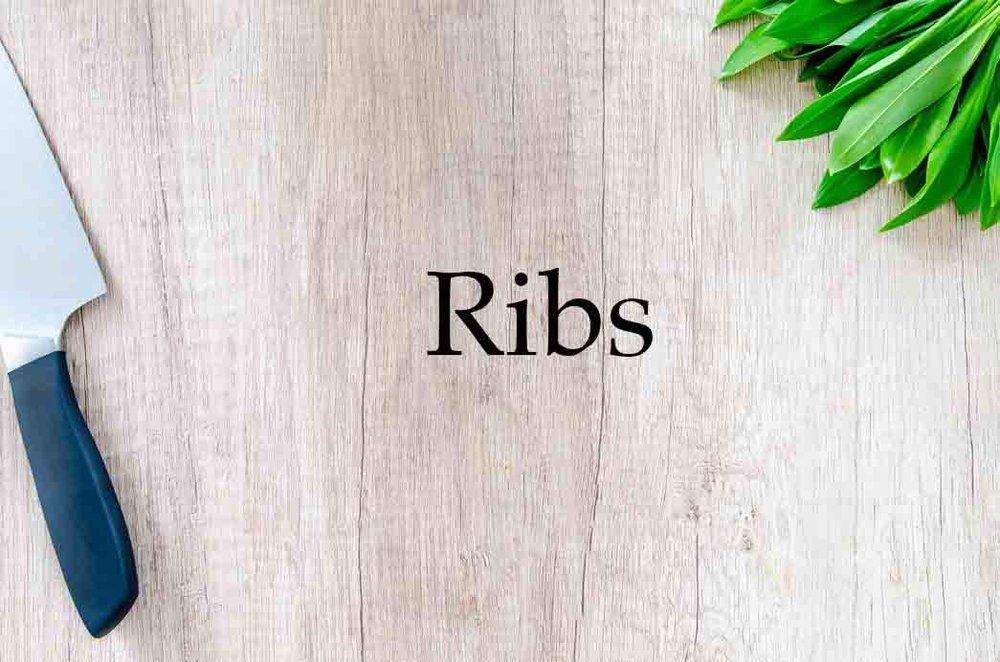Granny Keto Recipes: Ribs