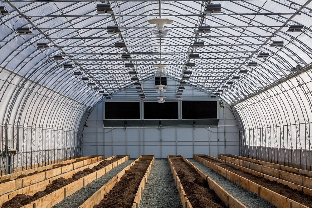 Copy of Forcefield Greenhouse Interior