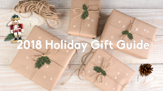2018 Holiday Gift Guide